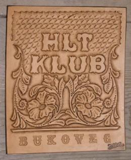 Obrázek výrobku: Originální kožené desky na knihy