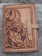 Výrobek: Originální kožený obal na čtečku