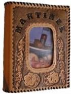 Výrobek: Originální kožený obal na fotoalbum