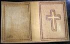 Výrobek: Originální kožený obal na bibli