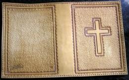Obrázek výrobku: Originální kožený obal na bibli