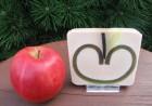 Výrobek: Rostlinné glycerinové mýdlo - jablko