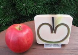 Obrázek výrobku: Rostlinné glycerinové mýdlo - jablko