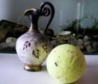 Výrobek: Bylinná šumivá olejová koupelová koule - tea-tree