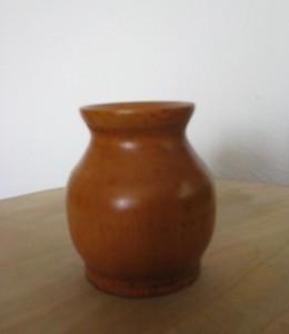 Obrázek výrobku: Dřevěná vázička