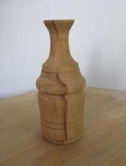 Obrázek výrobku: Dřevěná vázička - baarva přírodní