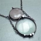 Výrobek: LUPA jako šperk - Růženín