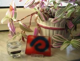 Obrázek výrobku: Rostlinné glycerinové mýdlo - sušená švestka