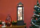 Výrobek: Vánoční dekorace - holografická 3D lucerna - 70 cm, 20 LED diod