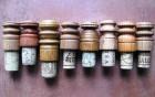 Výrobek: Zátky s dřevěnými madly2 - dřevo + korek