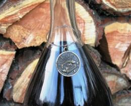 Obrázek výrobku: Znamení zvěrokruhu na láhev - amulet - RYBY