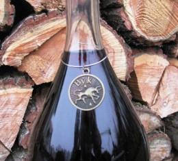 Obrázek výrobku: Znamení zvěrokruhu na láhve - amulet - BÝK