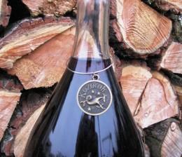 Obrázek výrobku: Znamení zvěrokruhu na láhve - amulet - KOZOROH