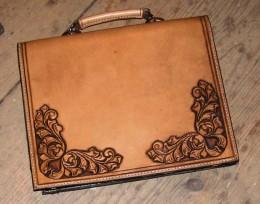Obrázek výrobku: Originální kožená pánská aktovka