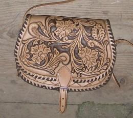 Obrázek výrobku: Originální dámská kabelka se zdobením