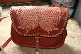 Obrázek výrobku: Originální dámská kabelka se zdobením2
