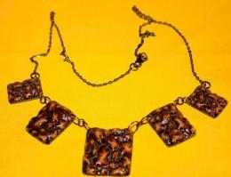 Obrázek výrobku: Plastické leopardí obdélníky