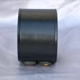 Obrázek výrobku: Ručně řezaný kožený náramek3, barva černá