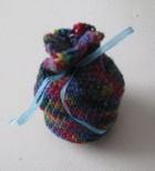 Výrobek: Pytlíček pro štěstí - na cokoliv - barevný