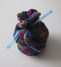 Obrázek výrobku: Pytlíček pro štěstí - na cokoliv - barevný