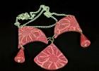 Výrobek: Fialková fantazie - náhrdelník