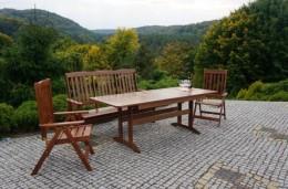 Obrázek výrobku: Zahradní stůl ANETA