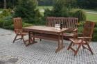 Výrobek: Zahradní dřevěné křeslo ANETA