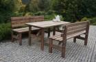 Výrobek: Zahradní dřevěná lavice MIRIAM