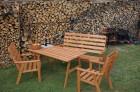 Výrobek: Zahradní dřevěná souprava SYLVA