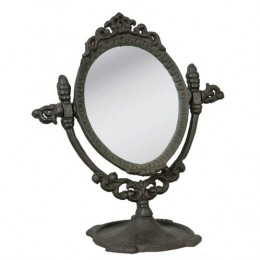 Obrázek výrobku: Zrcadlo otočné - 25 * 14 * 28 cm - VINTAGE STYLE