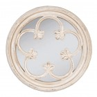 Výrobek: Kulaté zrcadlo - pr 50 cm - VINTAGE HOME