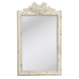 Obrázek výrobku: Zrcadlo s dekorem  - obdélník - VINTAGE STYLE