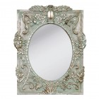 Výrobek: Zrcadlo - 29*23 cm - VINTAGE STYLE