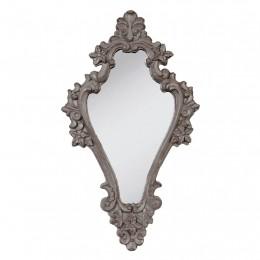 Obrázek výrobku: Zrcadlo s dekorem srdce - 28*47 cm -  VINTAGE STYLE