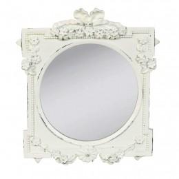 Obrázek výrobku: Nástěnné zrcadlo - 23*26 cm - VINTAGE STYLE