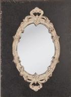 Výrobek: Zrcadlo -26 * 35 cm - VINTAGE STYLE