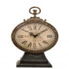Výrobek: Stolní hodiny - 16 * 7 * 21 cm | - VINTAGE STYLE