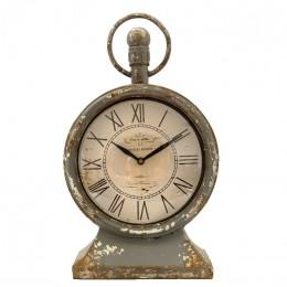 Obrázek výrobku: Stolní hodiny - 22 * 12 * 38 cm - VINTAGE STYLE