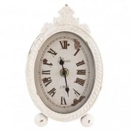 Obrázek výrobku: Stolní hodiny - pr 11 * 18 cm - VINTAGE STYLE