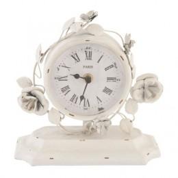 Obrázek výrobku: Stolní hodiny - 20 cm x  10 cm x  18 cm - VINTAGE STYLE