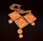 Výrobek: Metalické čtverečky