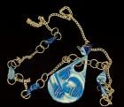 Výrobek: Modrobílé kapky