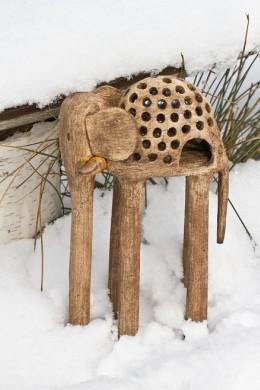 Obrázek výrobku: Slon malý, 34 cm