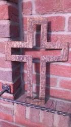 Výrobek: Kříž prázdný, 48 cm