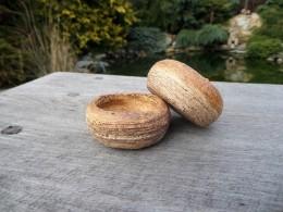 Obrázek výrobku: Kalíšek na čajovou svíčku, průměr 6 cm