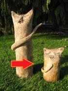 Výrobek: Kočka nebo kocour - 18 cm