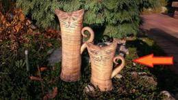 Obrázek výrobku: Kočka nebo kocour - 20 cm