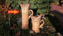 Obrázek výrobku: Kočka nebo kocour - výška 30 cm