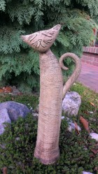Výrobek: Kočka úzká - výška 30 cm