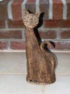 Výrobek: Kočka nebo kocour - výška 41 cm